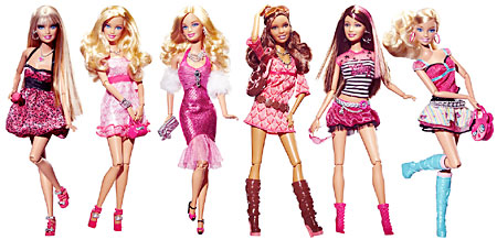 Fashionista Barbie Dolls Barbie Fashionistas Wild