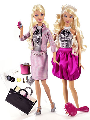 Fab Girl&trade Barbie®: Day-to-Night™ Barbie®'s Back ...