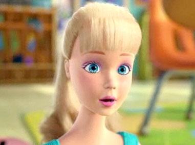 Toy Story 3 Barbie