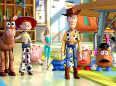 New Toy Story 3 Trailer Finally Reveals Ken And Barbie Doll