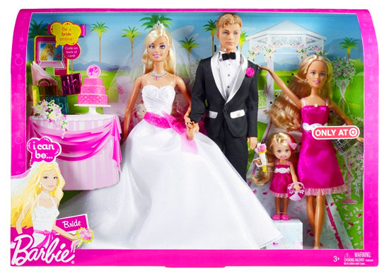 Toys For Tuesdays Barbie I Can Be